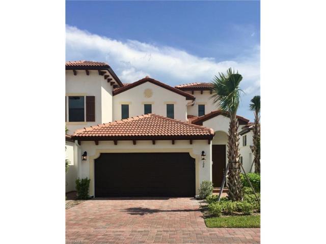 15841 Portofino Springs Blvd #108, Fort Myers, FL 33908 (MLS #217055623) :: The New Home Spot, Inc.