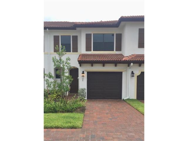 15841 Portofino Springs Blvd #106, Fort Myers, FL 33908 (MLS #217055637) :: The New Home Spot, Inc.