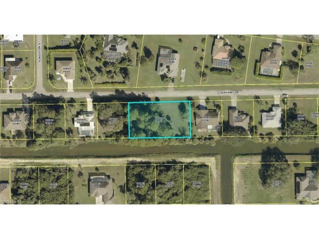 1434 Graham Cir, Lehigh Acres, FL 33936 (MLS #217056077) :: The New Home Spot, Inc.