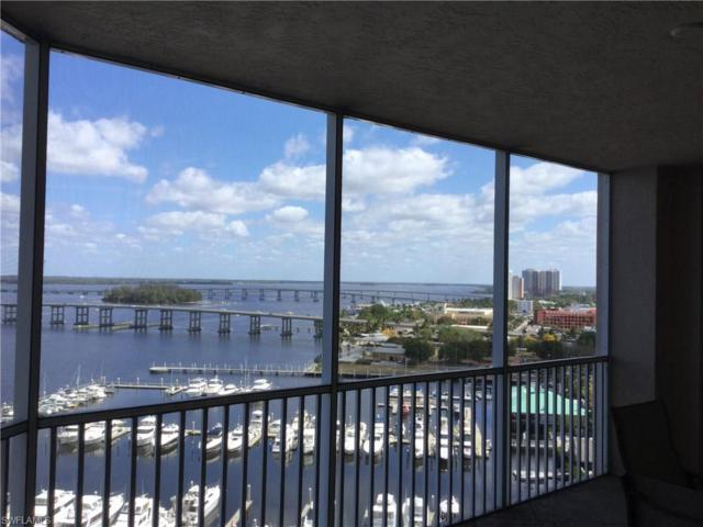 2090 W 1st St #1605, Fort Myers, FL 33901 (MLS #217056915) :: The New Home Spot, Inc.