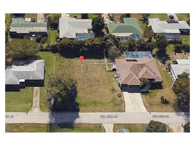 224 SE 45th St, Cape Coral, FL 33904 (MLS #217057658) :: RE/MAX DREAM