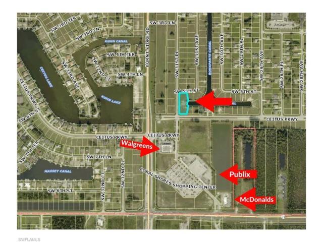505 SW 31st Pl, Cape Coral, FL 33991 (MLS #217057665) :: Clausen Properties, Inc.