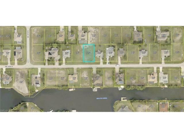 2733 SW 25th St, Cape Coral, FL 33914 (MLS #217057674) :: Clausen Properties, Inc.