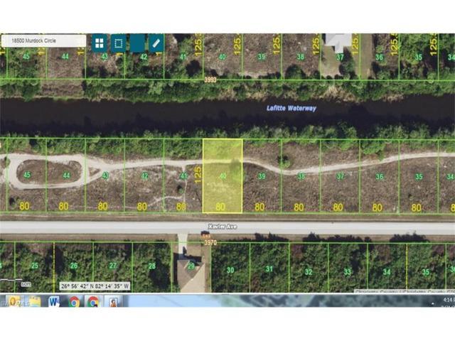 12824 Xavier Ave, Port Charlotte, FL 33981 (MLS #217058066) :: The New Home Spot, Inc.