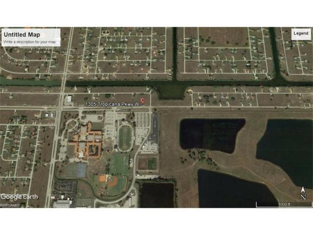 1305 Tropicana Pky W, Cape Coral, FL 33993 (MLS #217058171) :: Clausen Properties, Inc.