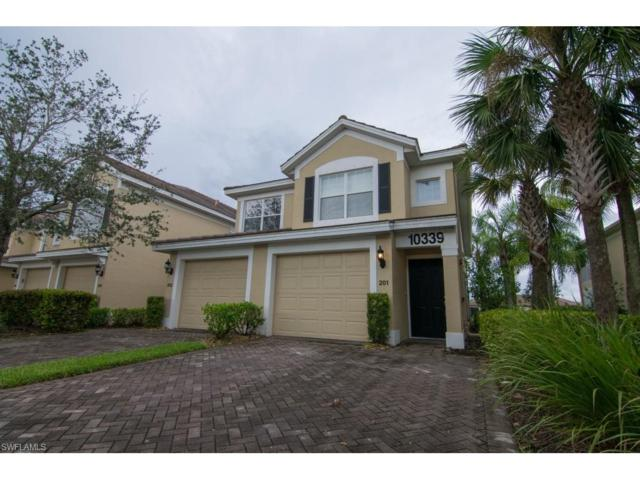 10339 Whispering Palms Dr #201, Fort Myers, FL 33913 (MLS #217059200) :: The New Home Spot, Inc.