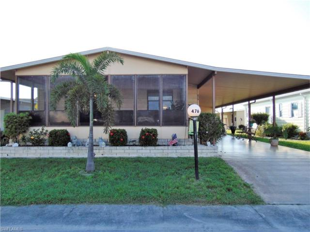 476 Dawn Dr, North Fort Myers, FL 33903 (MLS #217059263) :: The New Home Spot, Inc.