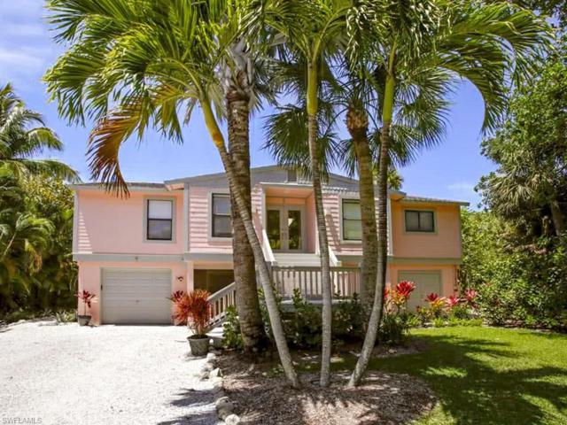 707 Cardium St, Sanibel, FL 33957 (MLS #217059361) :: The New Home Spot, Inc.