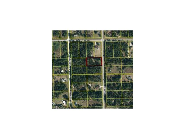 260 N Quebrada St, Clewiston, FL 33440 (MLS #217059800) :: The New Home Spot, Inc.