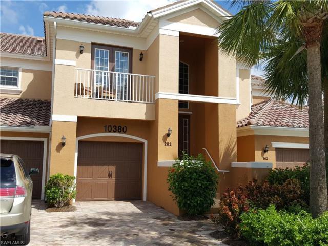 10380 Glastonbury Cir #202, Fort Myers, FL 33913 (MLS #217060582) :: The New Home Spot, Inc.