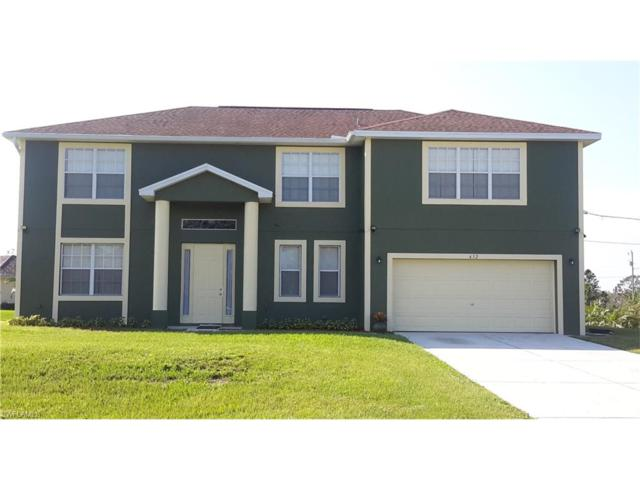 432 Jaipur Dr, Lehigh Acres, FL 33974 (MLS #217061003) :: The New Home Spot, Inc.