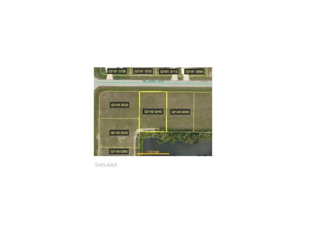 824 NE 23rd Ter, Cape Coral, FL 33909 (MLS #217061046) :: The New Home Spot, Inc.