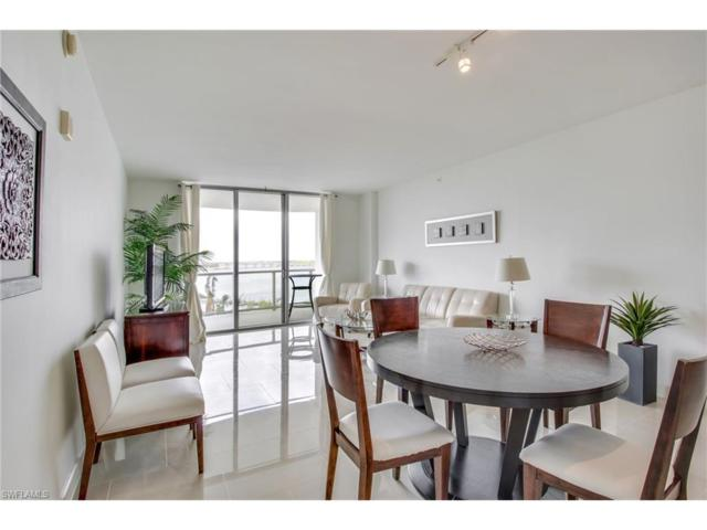 3000 Oasis Grand Blvd #801, Fort Myers, FL 33916 (MLS #217061281) :: The New Home Spot, Inc.