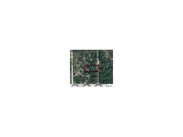 550 S Estribo St, MONTURA RANCHES, FL 33440 (MLS #217061505) :: The New Home Spot, Inc.