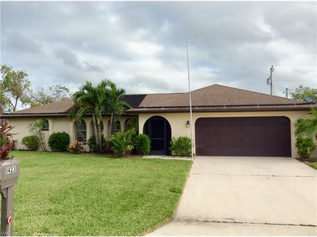 1423 Archer St, Lehigh Acres, FL 33936 (MLS #217061690) :: The New Home Spot, Inc.