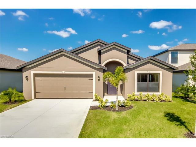 708 Evening Shade Ln, Lehigh Acres, FL 33974 (MLS #217061694) :: The New Home Spot, Inc.