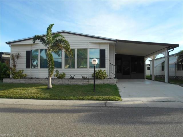 615 Sunrise Ave, North Fort Myers, FL 33903 (MLS #217061891) :: The New Home Spot, Inc.