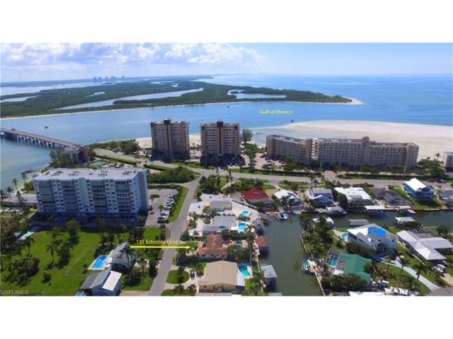 131 Estrellita Dr, Fort Myers Beach, FL 33931 (MLS #217061906) :: The New Home Spot, Inc.