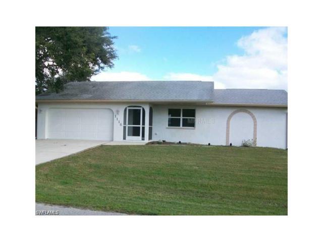 1116 Marcus St, Port Charlotte, FL 33952 (MLS #217061913) :: The New Home Spot, Inc.