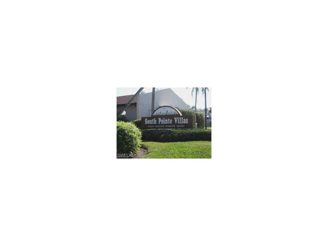 6300 S Pointe Blvd #103, Fort Myers, FL 33919 (MLS #217062153) :: The New Home Spot, Inc.