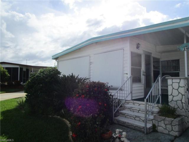 248 Shrub Ln N, North Fort Myers, FL 33917 (MLS #217062474) :: The New Home Spot, Inc.