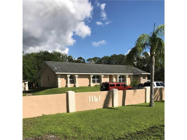 1161 Garden St, Labelle, FL 33935 (MLS #217062596) :: The New Home Spot, Inc.