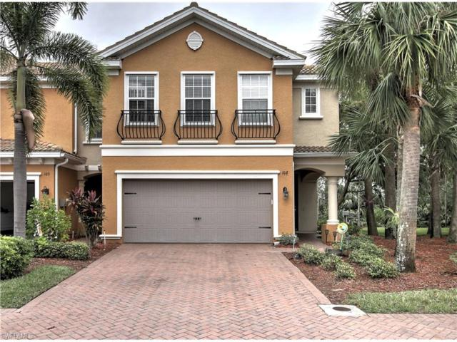 19551 Bowring Park Rd #106, Fort Myers, FL 33967 (MLS #217062638) :: The New Home Spot, Inc.
