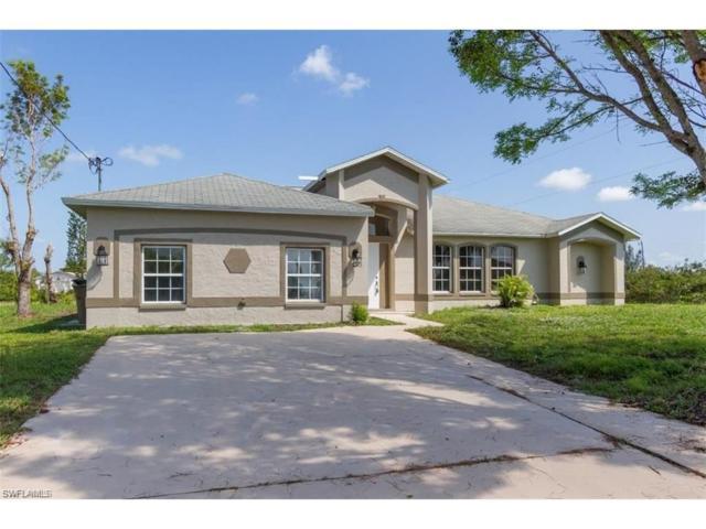 3600 14th St SW, Lehigh Acres, FL 33976 (MLS #217062667) :: The New Home Spot, Inc.