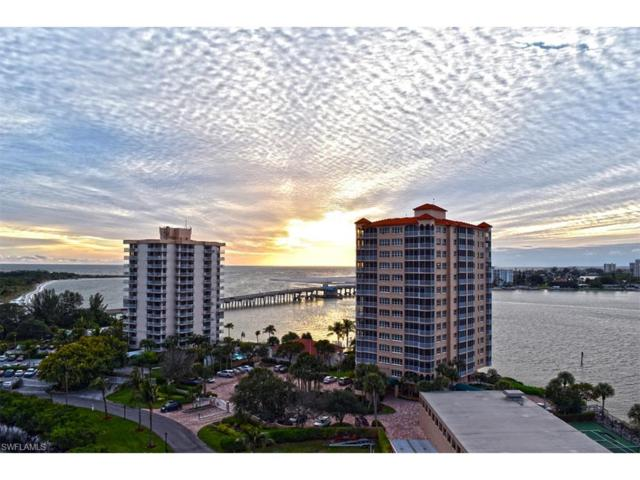 8771 Estero Blvd #1106, Fort Myers Beach, FL 33931 (MLS #217062813) :: The New Home Spot, Inc.