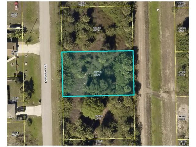6042 Langdon Ave, Fort Myers, FL 33905 (MLS #217063015) :: The New Home Spot, Inc.