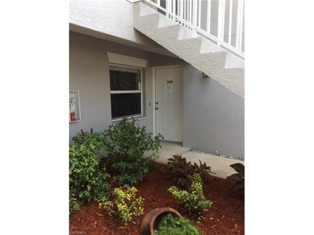 14503 Lakewood Trace Ct #104, Fort Myers, FL 33919 (MLS #217063114) :: The New Home Spot, Inc.