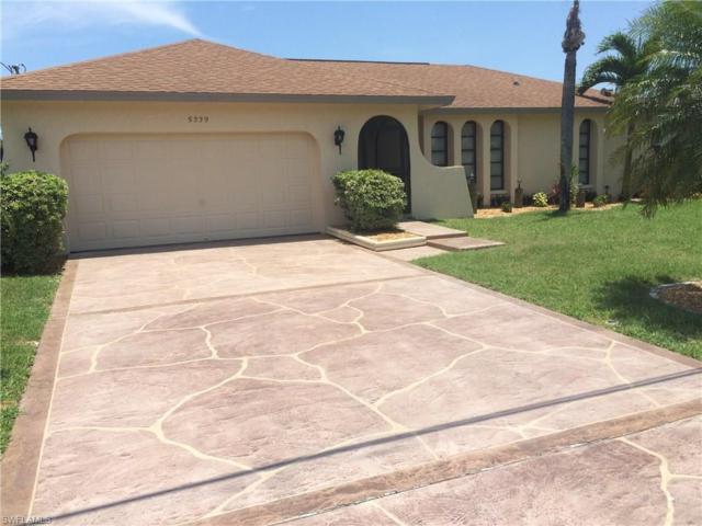5239 Wisteria Ct, Cape Coral, FL 33904 (MLS #217063228) :: The New Home Spot, Inc.