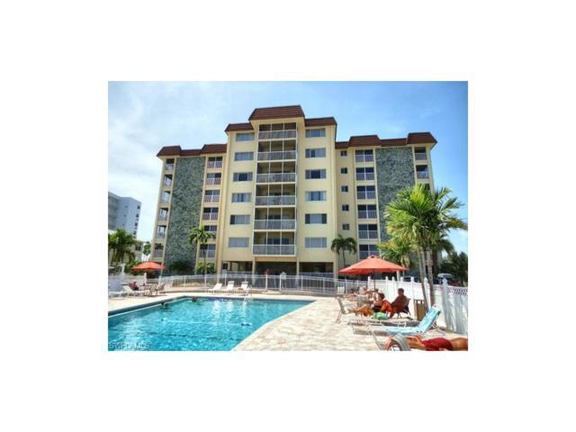 6900 Estero Blvd #208, Fort Myers Beach, FL 33931 (MLS #217063523) :: RE/MAX DREAM