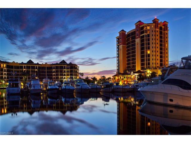 5704 Cape Harbour Dr #208, Cape Coral, FL 33914 (MLS #217063590) :: The New Home Spot, Inc.
