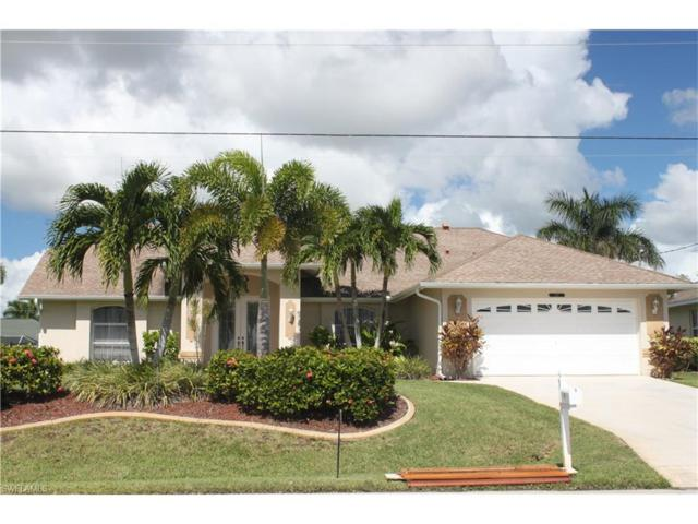 207 SW 15th Ter, Cape Coral, FL 33991 (MLS #217063810) :: The New Home Spot, Inc.