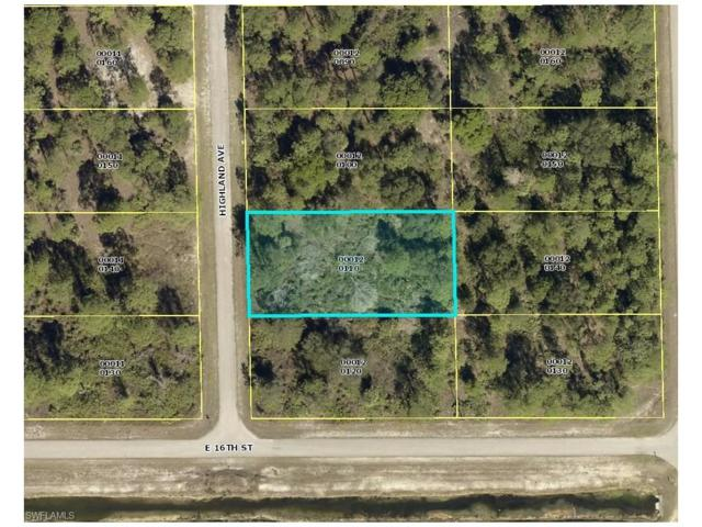 1602 Highland Ave, Lehigh Acres, FL 33972 (MLS #217063943) :: The New Home Spot, Inc.