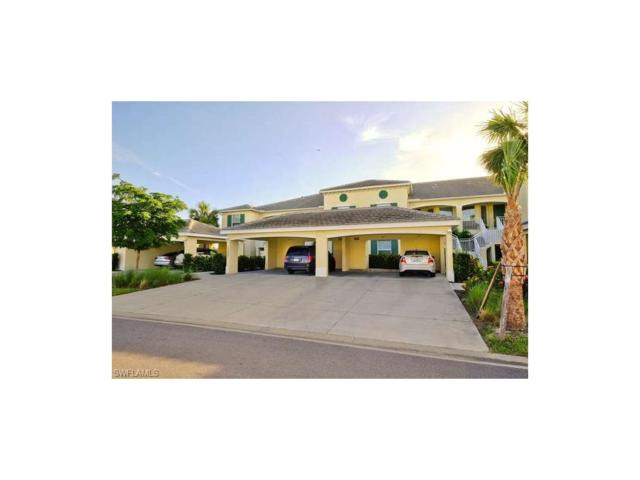 15031 Sandpiper Preserve Blvd #101, Fort Myers, FL 33919 (MLS #217064056) :: The New Home Spot, Inc.