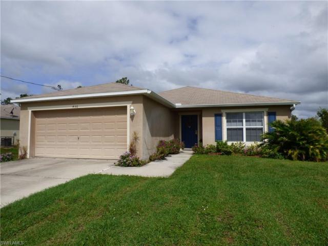 456 Westdale Ave, Lehigh Acres, FL 33972 (MLS #217064060) :: The New Home Spot, Inc.