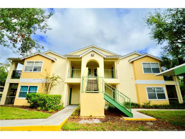 12520 Equestrian Cir #301, Fort Myers, FL 33907 (MLS #217064129) :: The Naples Beach And Homes Team/MVP Realty