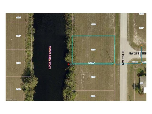 2114 NW 6th Pl, Cape Coral, FL 33993 (MLS #217064349) :: RE/MAX Realty Group