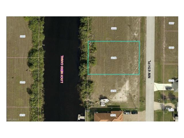 2218 NW 6th Pl, Cape Coral, FL 33993 (MLS #217064351) :: RE/MAX Realty Group