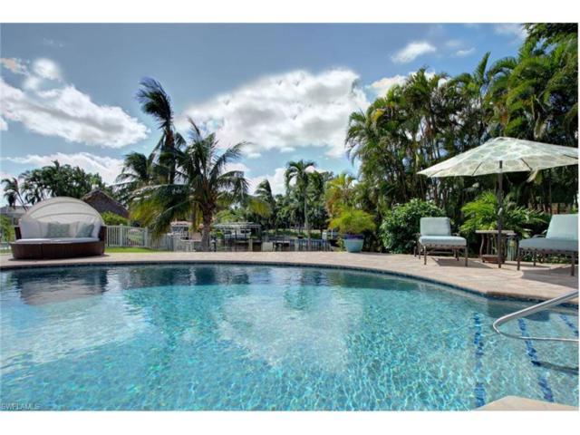1038 Aqua Ln, Fort Myers, FL 33919 (MLS #217066099) :: Florida Homestar Team