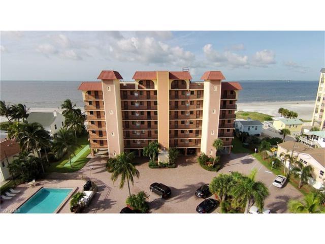 600 Estero Blvd #103, Fort Myers Beach, FL 33931 (MLS #217068514) :: The New Home Spot, Inc.
