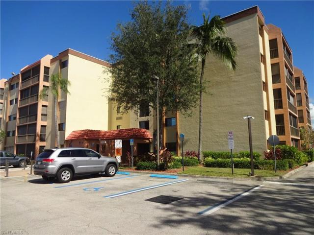 2121 Collier Ave #418, Fort Myers, FL 33901 (MLS #217068735) :: The New Home Spot, Inc.