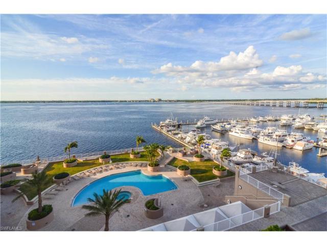 2090 W 1st St E805, Fort Myers, FL 33901 (MLS #217071179) :: Florida Homestar Team