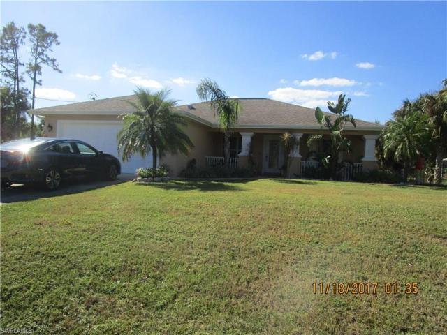 515 Plumosa Ave, Lehigh Acres, FL 33972 (MLS #217071238) :: Florida Homestar Team