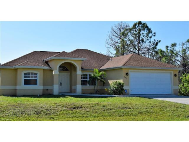 2905 24th St W, Lehigh Acres, FL 33971 (MLS #217071249) :: RE/MAX DREAM