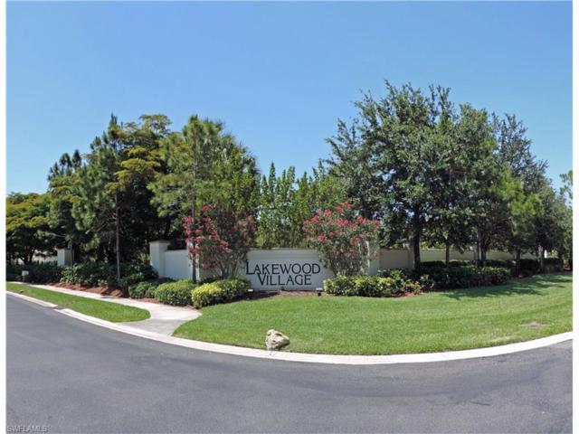 8520 Village Edge Cir #4, Fort Myers, FL 33919 (MLS #217071336) :: RE/MAX DREAM