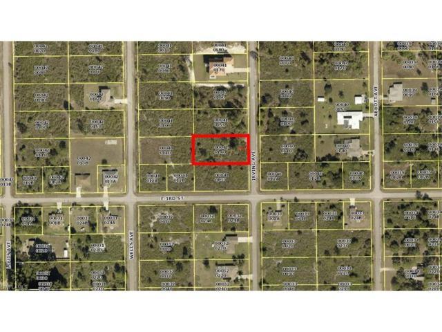 303 Irving Ave, Lehigh Acres, FL 33936 (MLS #217071536) :: Florida Homestar Team