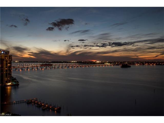 3000 Oasis Grand Blvd #2406, Fort Myers, FL 33916 (MLS #217071654) :: Clausen Properties, Inc.